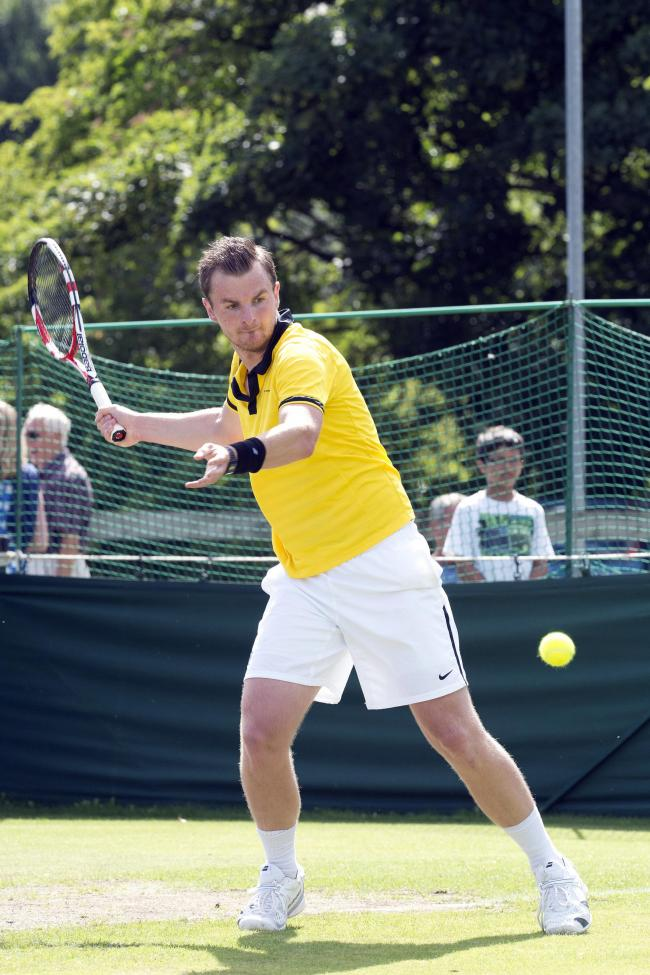 Kyle Brassington has made it into the quarter-finals at Ilkley