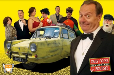 Only Fools and 3 Courses - Cedar Court Leeds Bradford Hotel 28th September