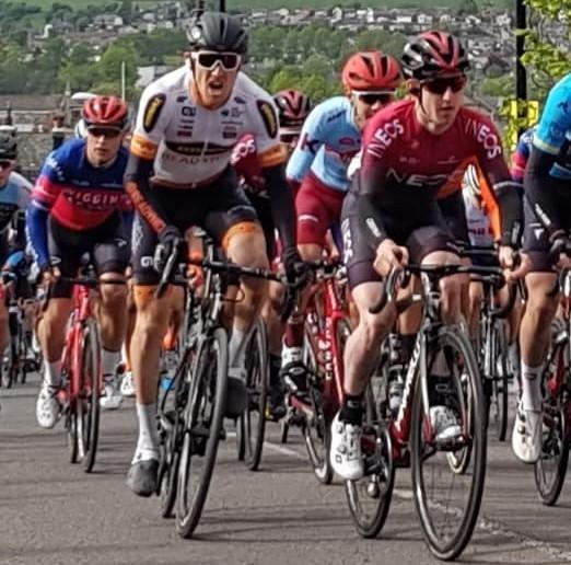 Riders passing through Otley in last year's Tour de Yorkshire Picture Dan Ridgway.
