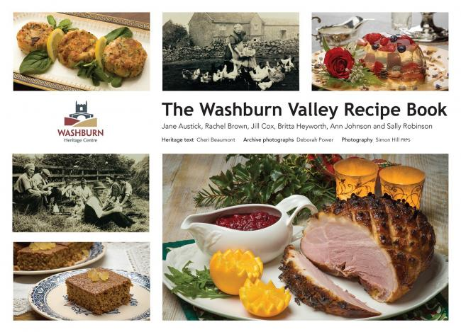 Images from The Washburn Valley Recipe Book