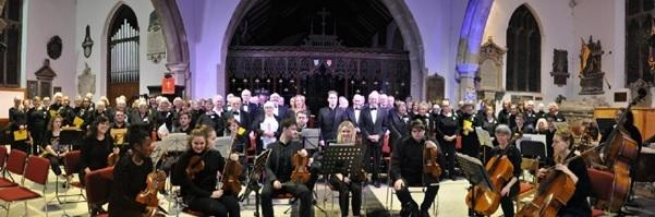 Otley and Ilkley Choral Societies