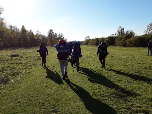 Duke of Edinburgh Award expedition