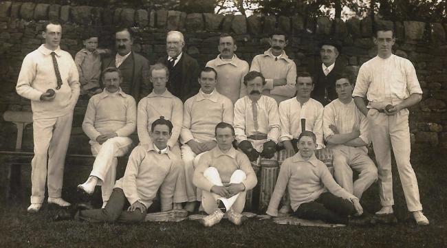 Primitive Methodist Cricket Team