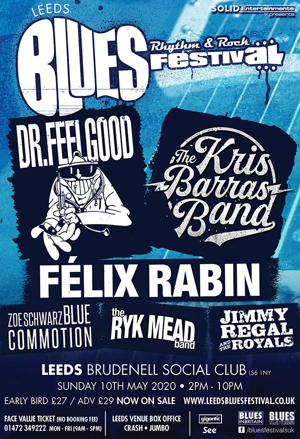 Leeds Blues, Rhythm & Rock Festival