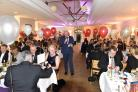 Ghyll Royd School's Headteacher David Martin comperes the sold-out 130th Anniversary Ball at the Cavendish Pavilion