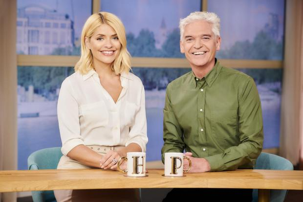 Wharfedale Observer: Daytime show This Morning. Picture: ITV