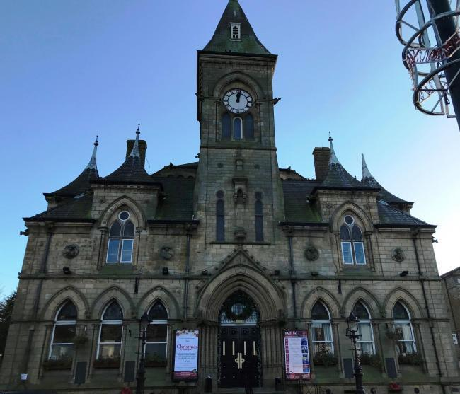 A new food and drink market is being staged at Yeadon Town Hall