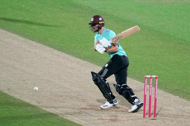 Will Jacks was on form as Surrey beat Sussex
