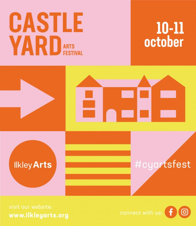 The Castle Yard Arts Festival is going online this year