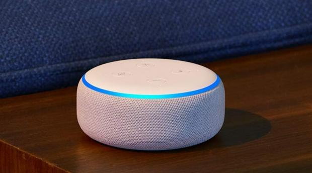 Wharfedale Observer: An Amazon account is required to set up your Echo Dot (third-generation) speaker. Credit: Amazon