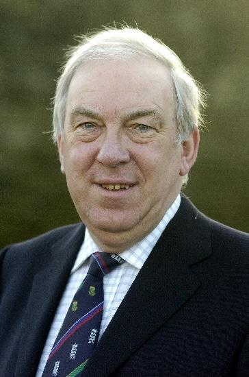 Geoff Cope is the Dales Council League's president Picture: Roger Moody
