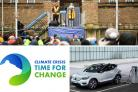 Climate crisis: why we're highlighting the crisis and those fighting for our planet. (PA/Volvo/Newsquest)