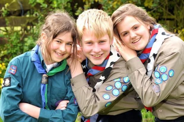 The World Scout Jamboree