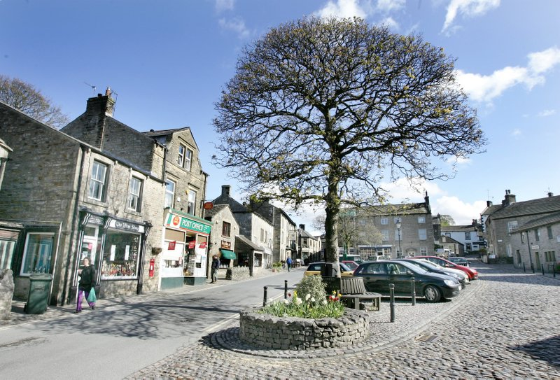 Grassington in the Yorkshire Dales