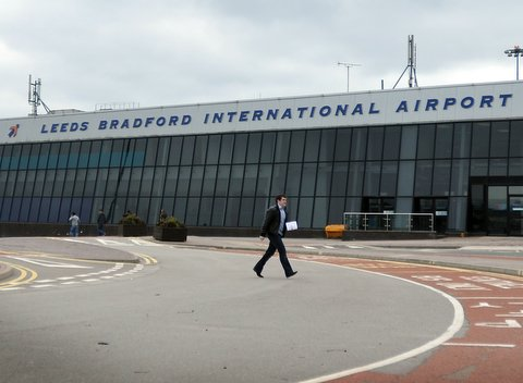 Leeds-Bradford International Airport