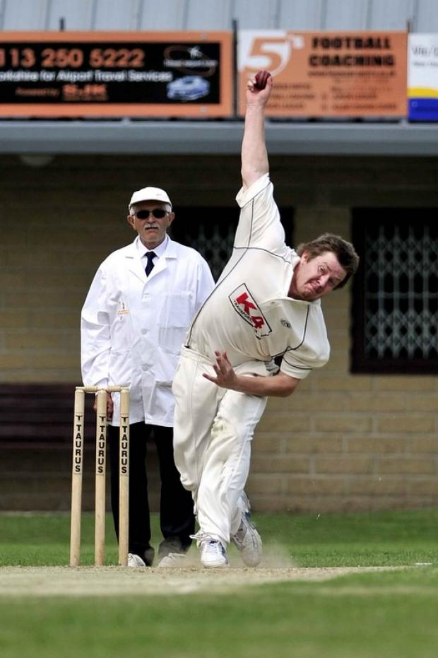 Ben Rhydding's new skipper Jason Wright