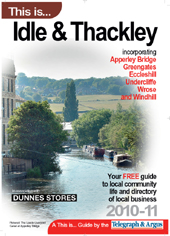 Wharfedale Observer: thisisidle