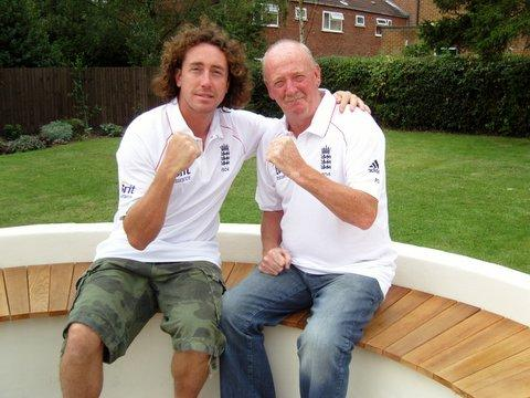 Ryan and Arnie Sidebottom