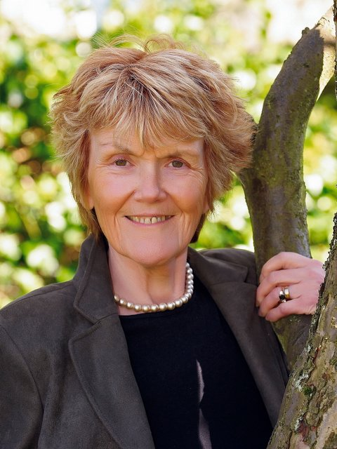 Councillor Anne Hawkesworth, Ilkley Summer Festival's artistic and managing director