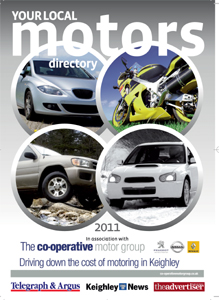 Wharfedale Observer: motors directory