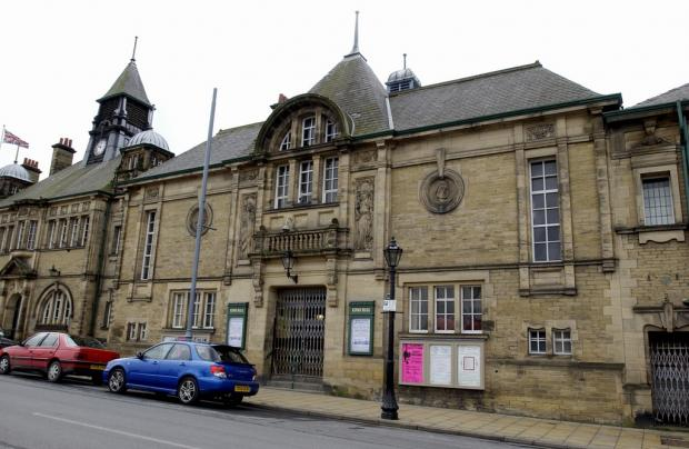 The King's Hall will be transformed into a cinema for the Ilkley Film Festival