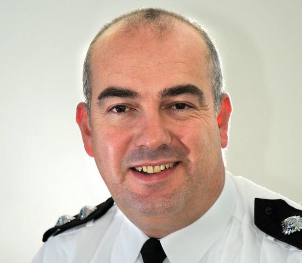 Inspector Richard Coldwell is against a petrol station's bid to become an off-licence.