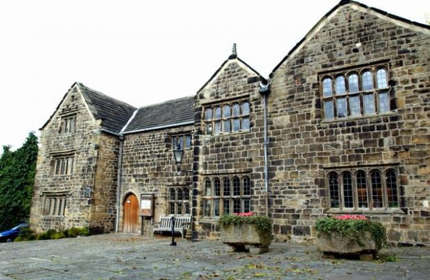 Ilkley's Manor House museum