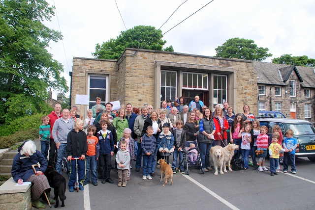 Friends of Rawdon Library are rallying support to try to keep the branch open