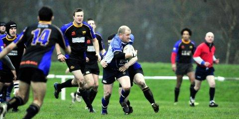 Carl Paterson leads a Yarnbury attack