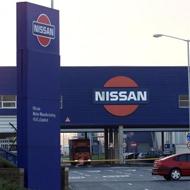 The Nissan UK factory in Sunderland where the firm's latest model will be built