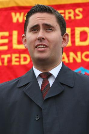 Middlesbrough South and East Cleveland MP Tom Blenkinsop