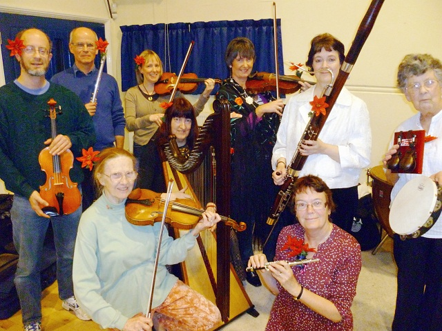 Otley Chamber Orchestra bring the sounds of Spain to the town.