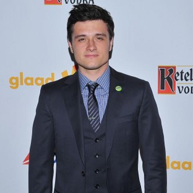 Josh Hutcherson was a recipient of a Glaad award