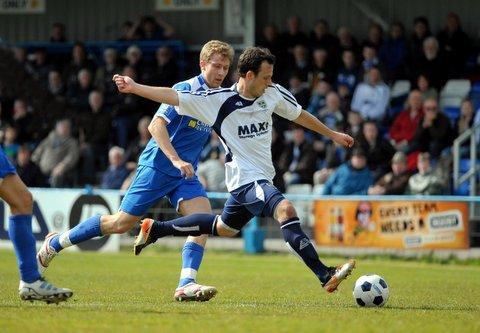 Guiseley remain confident despite serback