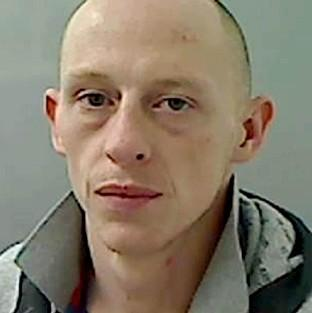 James Allen, 35, is being sought in connection with two murders