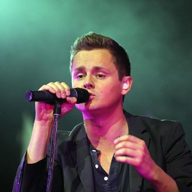 Tom Chaplin revealed it took him a while to find his feet as a frontman
