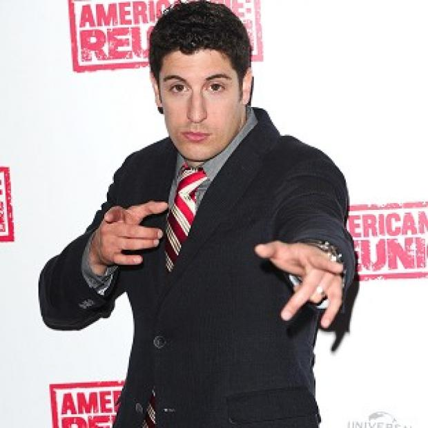 Jason Biggs had no shame when it came to baring all for the American Pie: Reunion movie