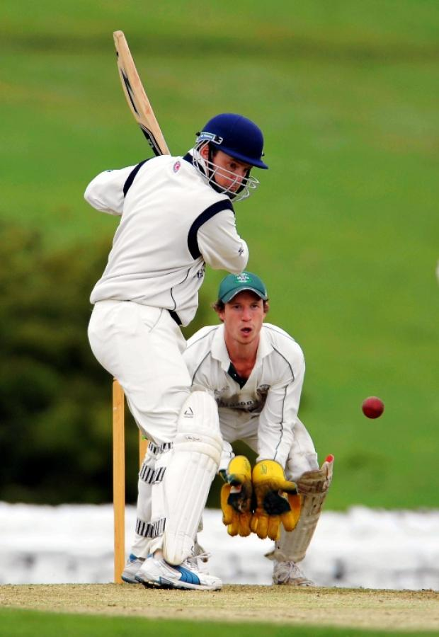 Andrew Doidge was in top form for Rawdon