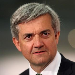 Chris Huhne left his wife of 26 years after his affair became public