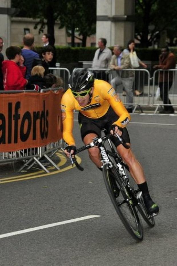 Scott Thwaites won last year's Otley race