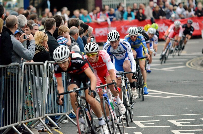 Skoda deal for Otley cycle races