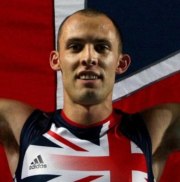 Dai Greene will be Team GB's athletics captain