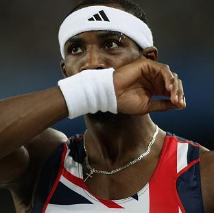 Phillips Idowu has failed to qualify for the Olympics triple jump final