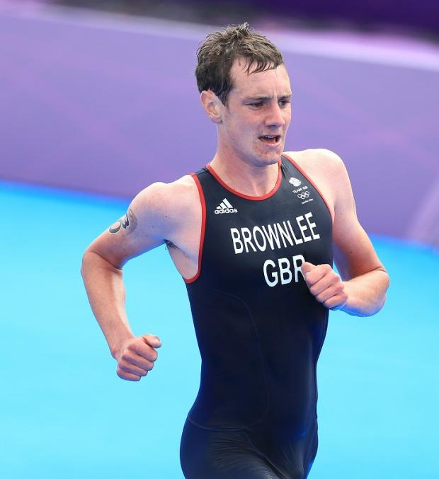 Alistair Brownlee is keen to try the 10,000 metres at the Commonwealth Games in Glasgow in 2014