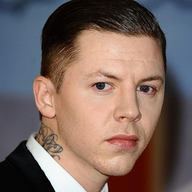 Professor Green isn't a fan of watching his own videos