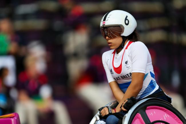 RARING TO GO: Jade Jones
