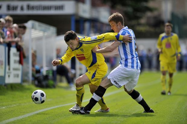Danny Forrest, seen in action against Huddersfield Town in a pre-season friendly, wanted regular first-team football