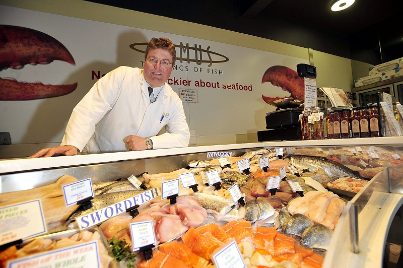 Ramus Seafood Emporium managing director Jonathan Batchelor will be among business owners offering free advice at the networking event in Ilkley