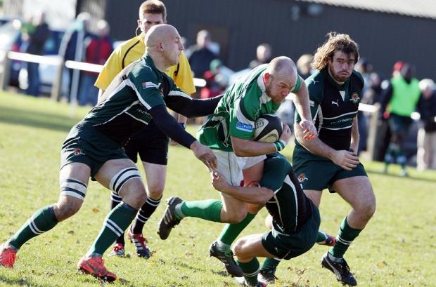 Wharfedale's Steve Graham is among those who have been dropped to the bench