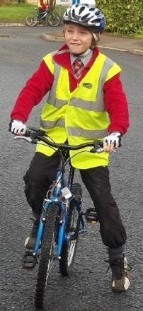 Ghyll Royd pupils are cycle pros